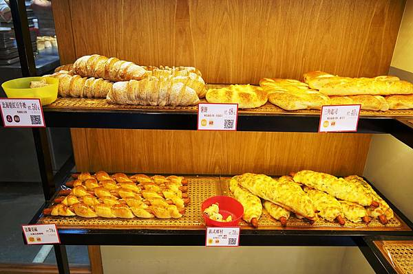 """台北美食推薦-好吃又健康的天然酵母麵包,還擁有生產履歷的""""享樂烘培"""""""
