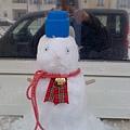 the snowman2009