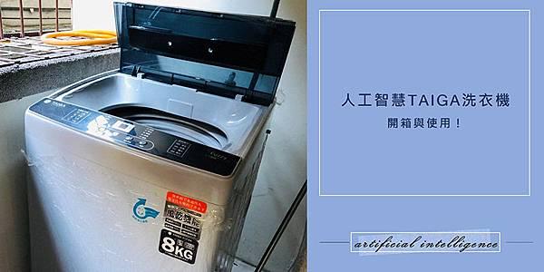 日本TAIGA大河8KG 全自動單槽洗衣機CB1002