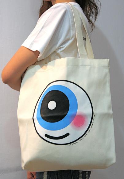 EyeBall 大眼環保袋  售價$450