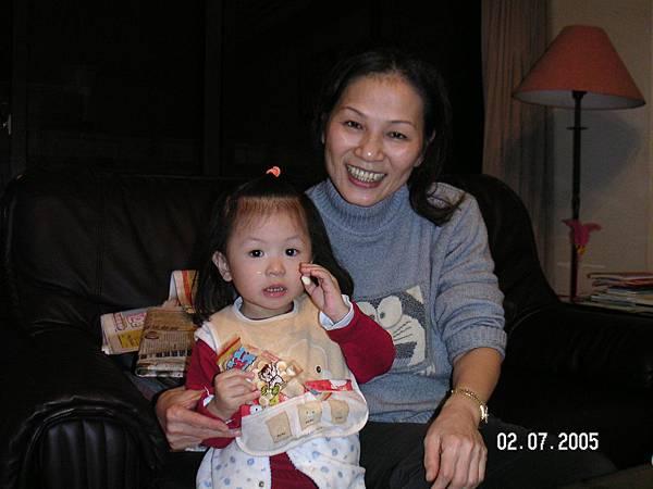 阿媽與我.JPG