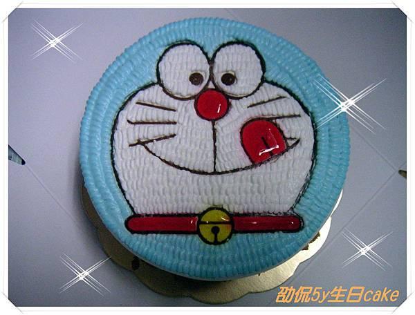 5Y生日cake