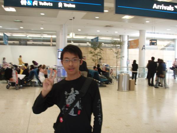 ME~雪梨機場