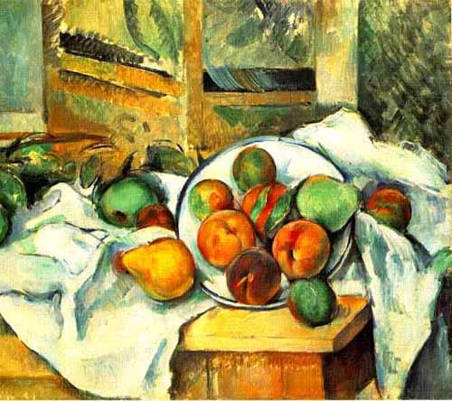 餐巾和水果(塞尚).jpg