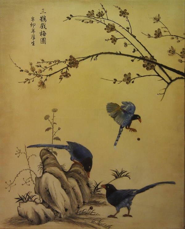 三鵲細梅圖(第一層)1.JPG