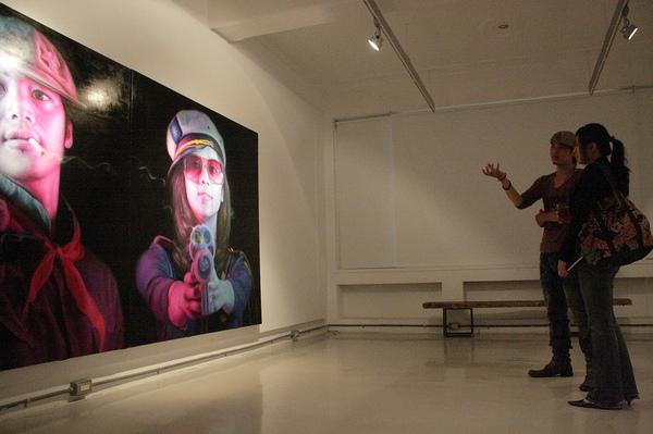 2009個展現場.jpg