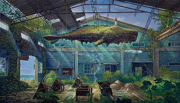 歸藏之島(連建興,2009)