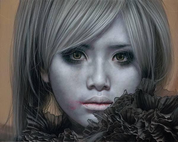 白面者(羅展鵬2012)