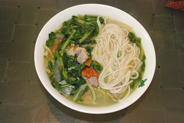 雞肉蔬菜湯麵.JPG