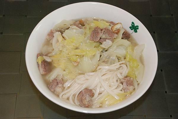 豬肉蔬菜湯麵1.JPG