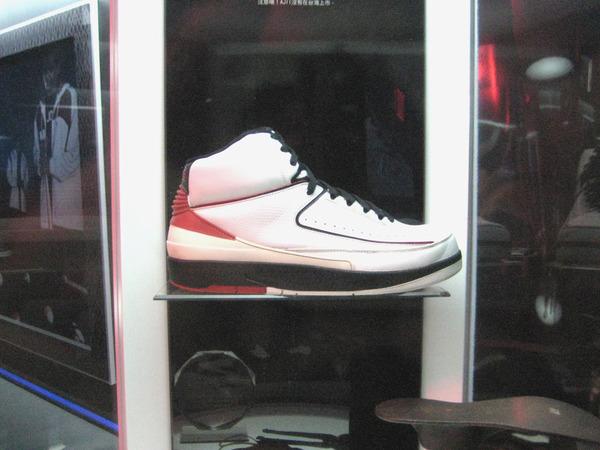 極簡風 - Jordan2代