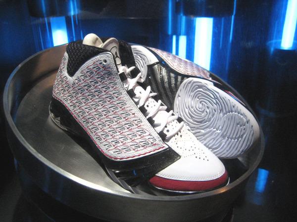 Part 3 - Jordan23代