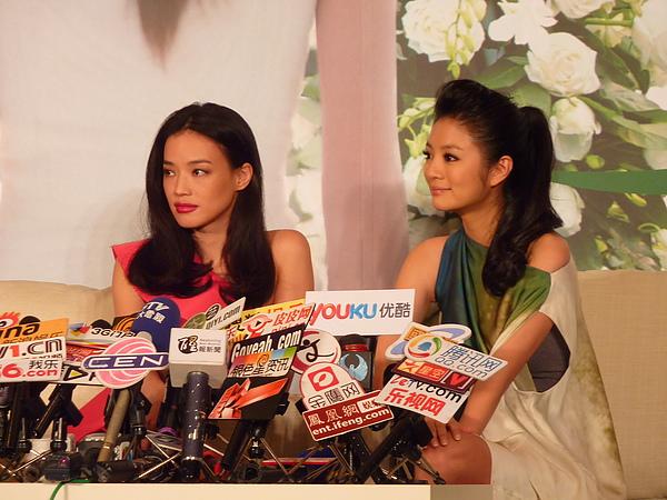 《非誠勿擾2》台北記者會
