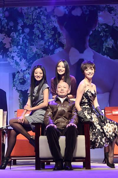 《非誠勿擾2》北京首映記者會