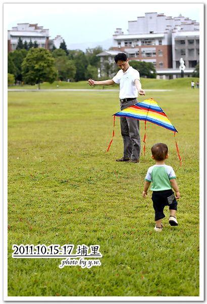 20111015-17埔里行_阿牛1.8M_暨大玩耍_1.jpg