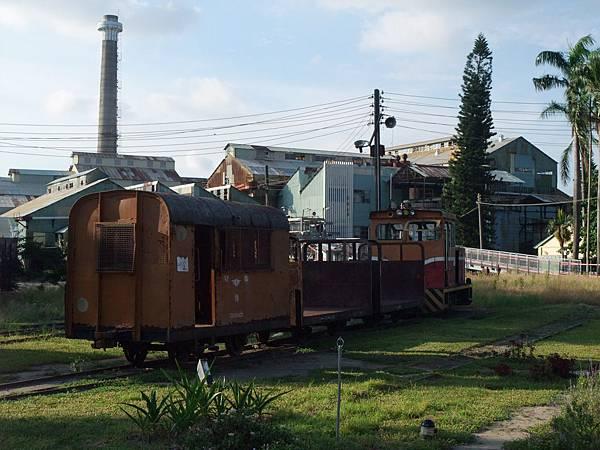 工廠與火車頭