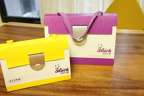 哈克大師-牛軋糖禮盒