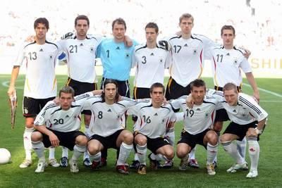 德國隊先發陣容6