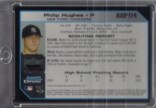 2004 BOWMAN CHROME