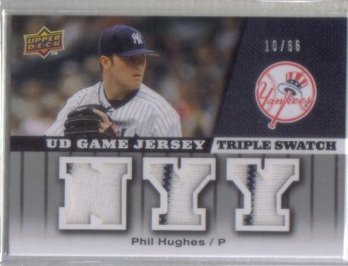 2009 UD S1 JERSEY CARD【10/65】