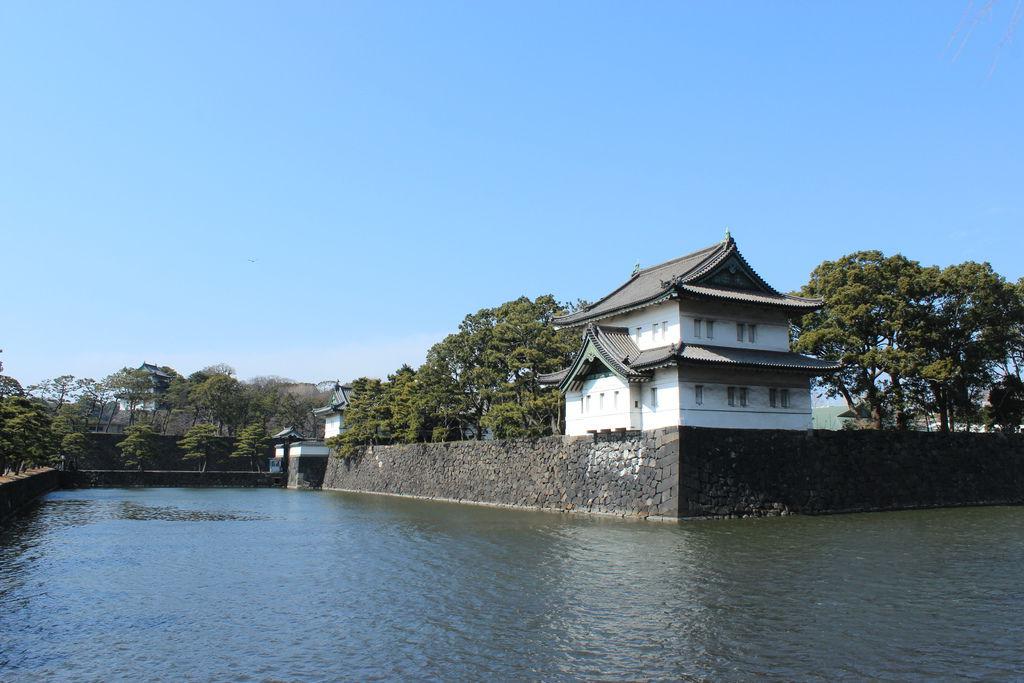 皇居 Kokyo 巽櫓