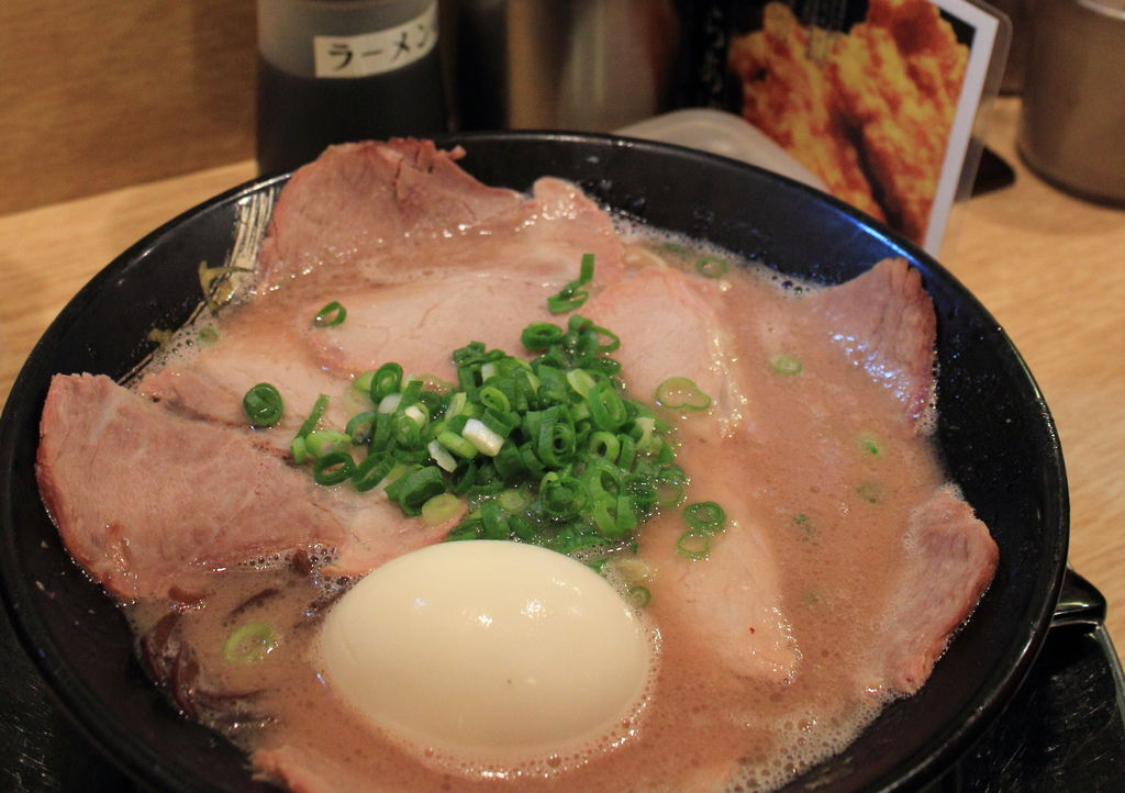 京都車站 博多一幸舍豚骨拉麵