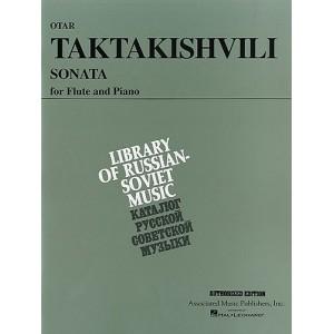 otar-taktakishvili-sonata-for-flute-and-piano---taktakishvili-otar-composer