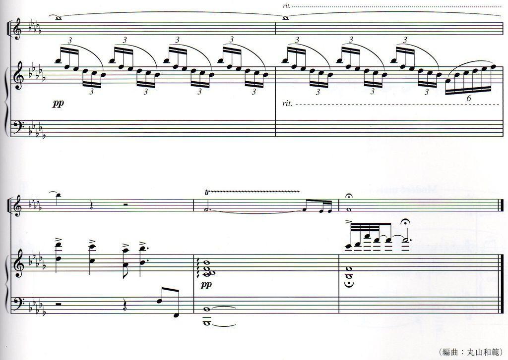 鋼琴譜-8