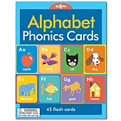 Alphabet Phonics Cards