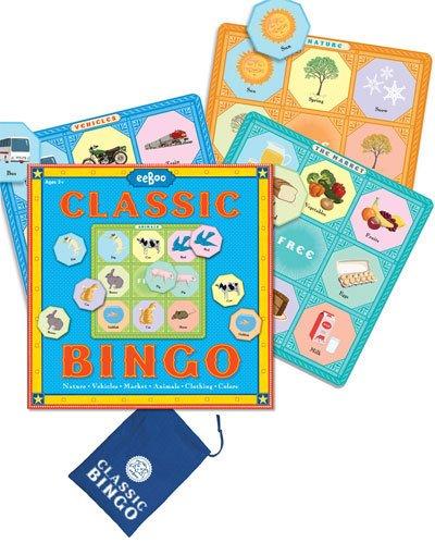 eeBoo Classic Bingo