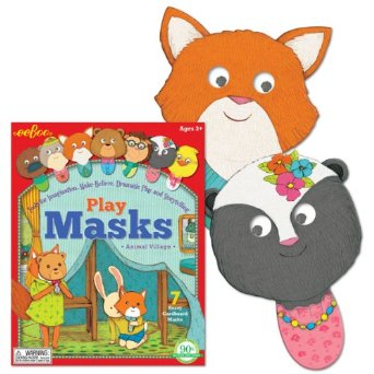 play masks forest