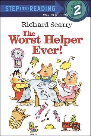 The Worst Helper Ever