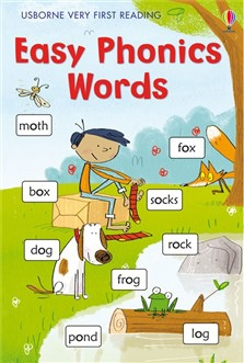 Easy Phonics Words