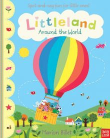 Littleland Around the World Padded Hardcover 9780857632852