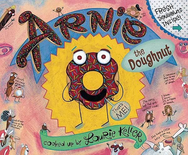 Arnie the Doughnut 17.95USD