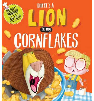 There is a Lion in My Cornflakes