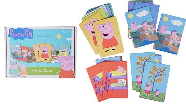 Peppa Memory Card