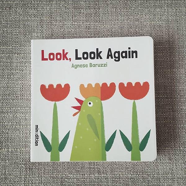 Look Look Again