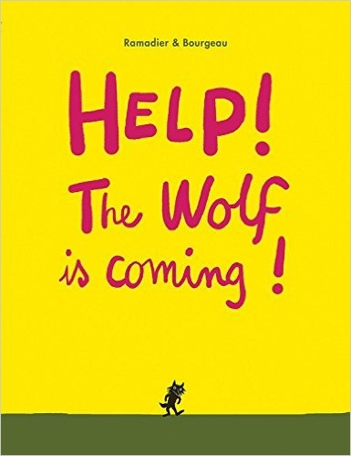 Help! The wolf is coming