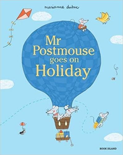 Mr. Postmouse goes on holiday