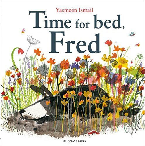 Time for Bed,Fred