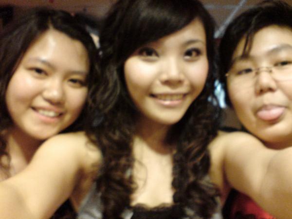 *** shan, juin & nicky ***