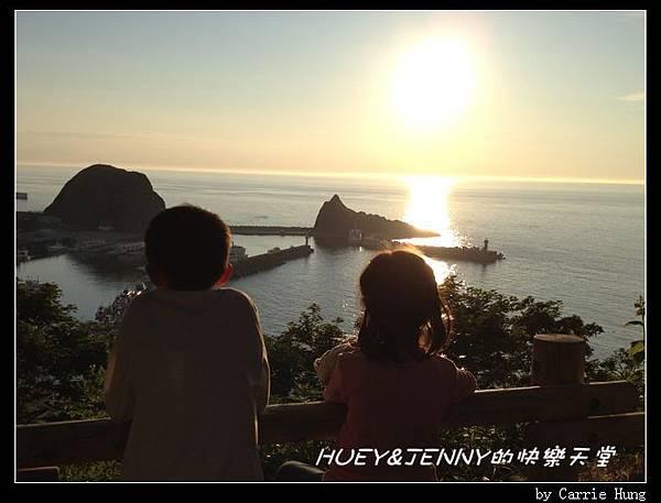 20130719_15知床野營場夕陽台06
