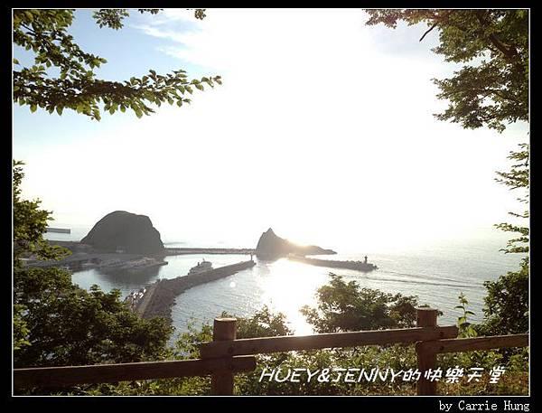 20130719_15知床野營場夕陽台04
