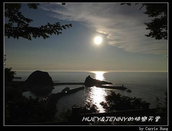 20130719_15知床野營場夕陽台03