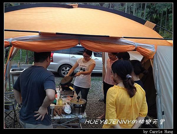 20131005_03 晚餐準備中03