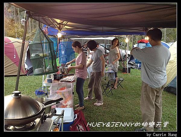 20131005_03 晚餐準備中01
