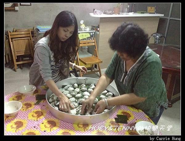20131005_07 草仔粿DIY11