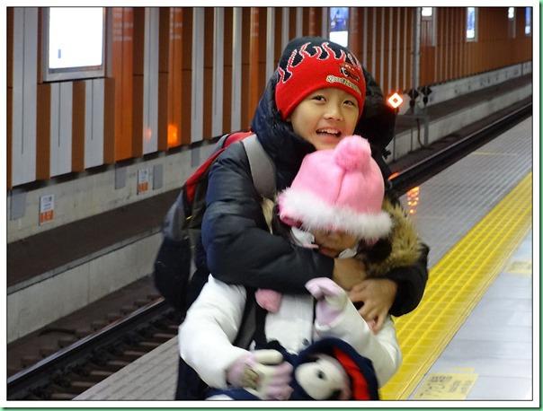 20140120_2 機場託運行李後搭京城電鐵 008b