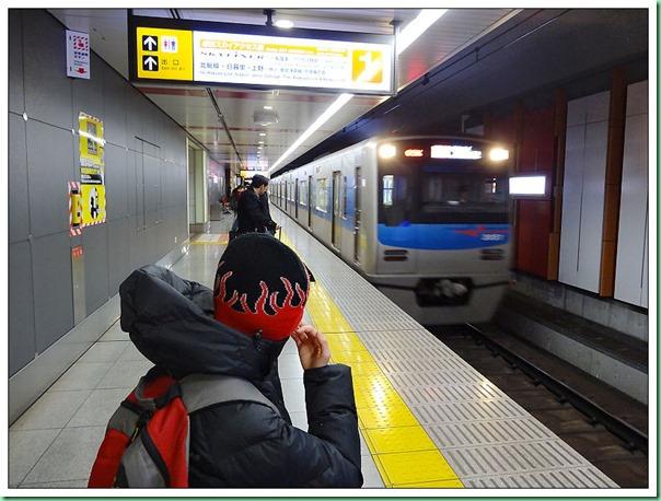 20140120_2 機場託運行李後搭京城電鐵 013b